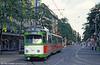 Mannheim 520 at Paradeplatz on 1st August 1993.