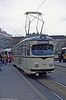 Mannheim 359 at Hauptbahnhof on 3rd April 1991.