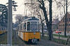 Nordhausen ex-Stuttgart (544) GT4 car 72 at Parkallee on 13th April 1993.