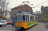 Nordhausen ex-Stuttgart (520) GT4 car 73 at Arnoldstrasse on 13th April 1993.