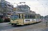 OEG car 105 at Mannheim Hauptbahnhof on 3rd April 1991.