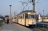 Gotha car 708 at Baulager on 14th April 1993.