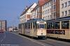 Gotha car 711 at Steintor on 14th April 1993.