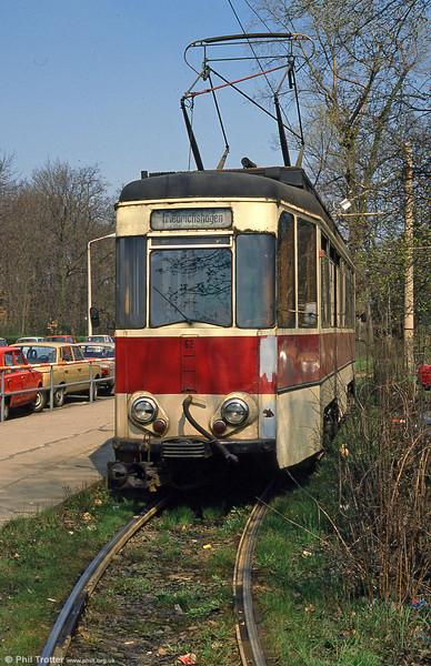 Schoneiche 62 at Friedrichshagen on 10th April 1991.