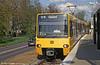 Stuttgart 3171 at Giebel on 21st April 1993.