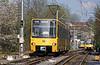 Stuttgart 3185 at Giebel on 21st April 1993.