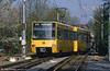 Stuttgart 3183 at Giebel on 21st April 1993.