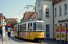 Ulm car 13 at Soflingen on 3rd August 1993.