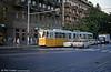 Budapest Ganz CSMG2 1314 at Haller utca on 19th August 1992.