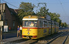 Miskolc 153 at Marx tér on 21st August 1992.