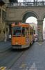 Car 2863 in Via San Secondo on 5th September 1989.