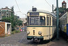 Former Bonn car 436 at the Amsterdam Tramway Museum on 27th August 1991.