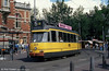 Car 604 at Leidesplein on 7th August 1990.