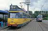 Car 604 at Station Zuid on 7th August 1990.