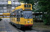 Car 781 at Osdorp on 7th August 1990. 780 to 816 were built by LHB in 1979-80.