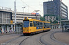 Car 734 at Centraal Station on 5th August 1990.