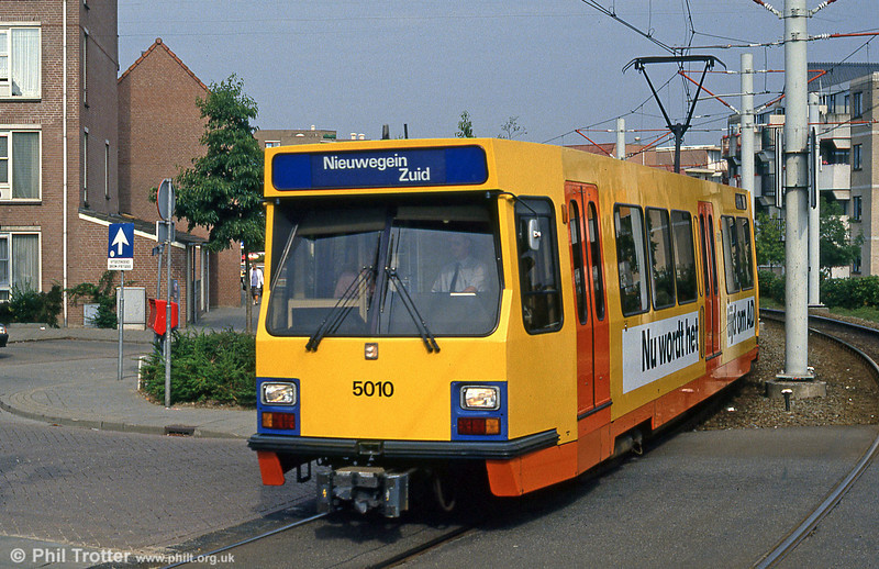 Car 5010 at Batau Noord on 8th August 1990.