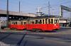 Szczecin Konstal 4N car 233 near Glowny Station.