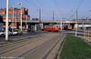 Szczecin Konstal 4N car 114 near Glowny Station.
