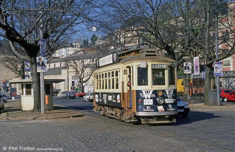 Oporto 213 at Massarelos on 26th November 1993.