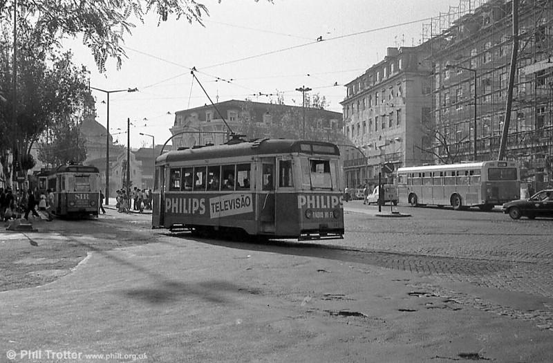Lisbon 742 at Cais Do Sodre.