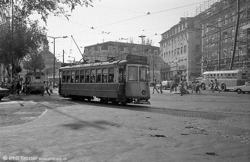 Lisbon 334 at Cais Do Sodre.