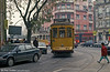 Car 712 at Rua S. Domingos on 27th November 1993.