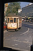 A driver's eye view of Lisbon 735 at Martim Moniz on 25th November 1993.
