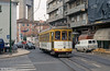 Car 328 at Largo Calvário on 23rd November 1993.