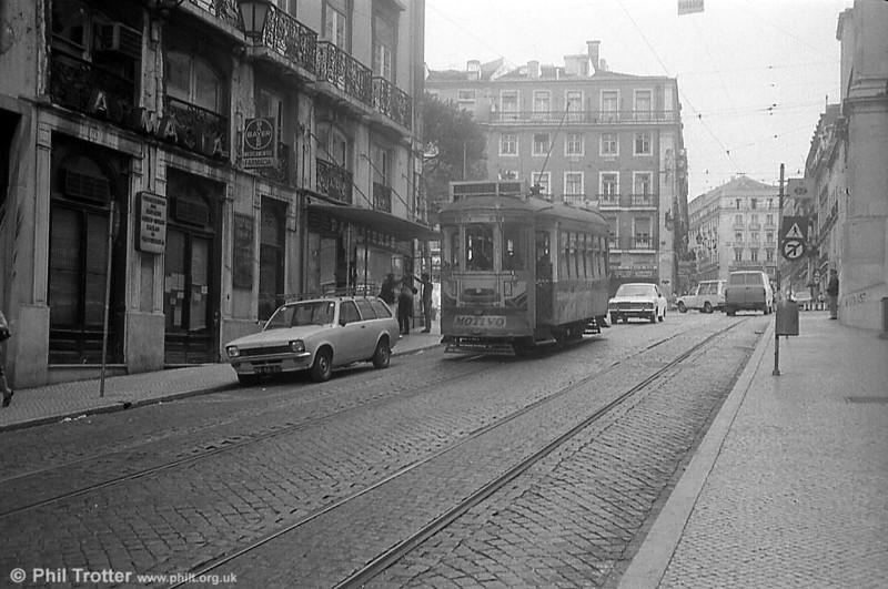 Lisbon 704 again - and is that a Mk.II Cortina behind?