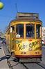 Lisbon 703 at Martim Moniz on 25th November 1993.