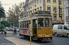 Lisbon 238 at the terminus at Largo do Corpo Santo, 23rd November 1993.