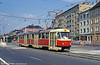 Tatra K2 7046 at Trnavská on 16th August 1992.