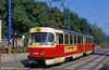 K2 7050 near Hlavná stanica (Central Railway Station) loop on 16th August 1992.