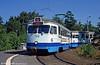 Car 758 at Länsmansgården on 30th July 1991.