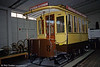 Malmo horse tram no. 8 of 1887 at Malmo Museum on 3rd August, 1991.