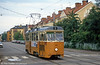 Car 140 at Humpgatan on 2nd August 1991.
