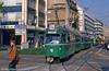 Car 656 at Aeschenplatz on 7th September 1989.