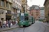 Basel car 433 at Schiflande on 15th April 1992.