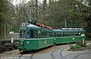 Car 401 at Jakobsberg on 15th April 1992. 401 to 476 were built in four batches by SWP between 1948 and 1968.