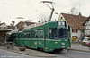 Basel car 479 at Alschwil, 15th April 1992.