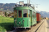 Basel 182 of 1926 preserved at Blonay, Chemin de Fer Touristique Blonay - Chamby, 24th April 1992.