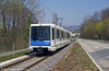Car 211 near UNIL (University of Lausanne), Sorge