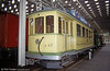 Car 43 of 1902 on display at the Verkehrshaus Luzern on 19th April 1992.