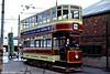 Bolton 66 at Rigby Road Depot on 5th May 1991.