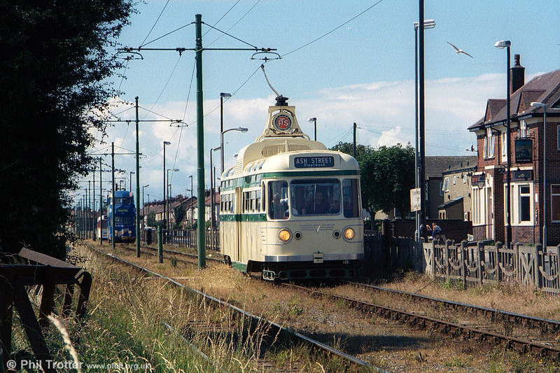 660 at Fleetwood in September 2002.