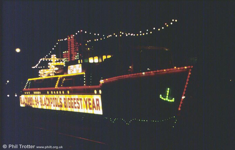 736 at Bispham on 30th October 1993.
