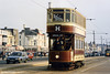 Bolton 66 on the South Promenade on 14th April 1995.
