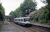 Metrolink Firema T68 car 1011 at Heaton Park on 5th June 1994.