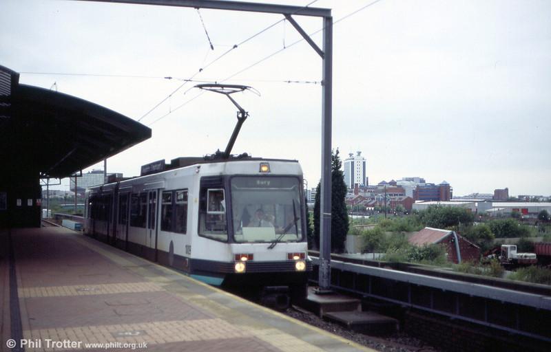 1009 calls at Cornbrook on 26th June 2004.